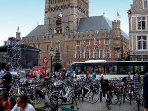 Велосипеды, Брюгге