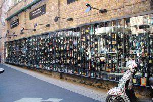 Beer Wall в «2be»