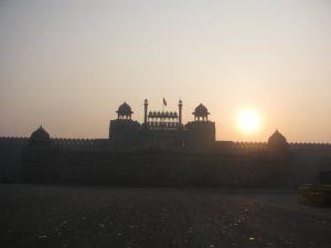 Лал-Кила (Красный Форт) в Дели