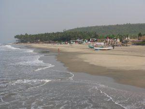 Пляж Марджим